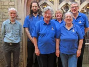 Kingston 6 bell team