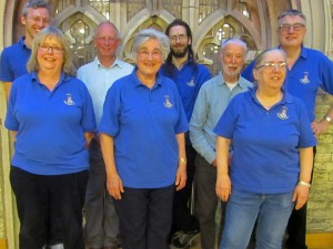 Kingston 8 bell team